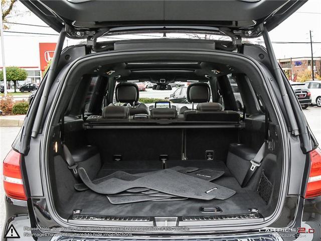 2018 Mercedes-Benz AMG GLS 63 Base (Stk: 18MSX693) in Mississauga - Image 11 of 27