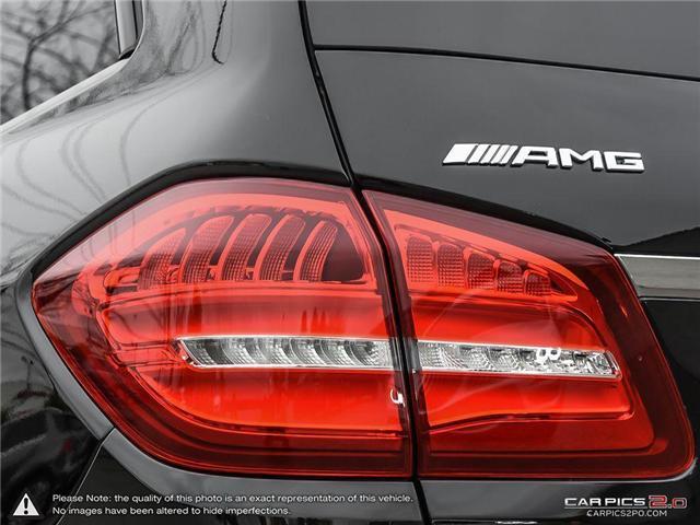 2018 Mercedes-Benz AMG GLS 63 Base (Stk: 18MSX693) in Mississauga - Image 12 of 27