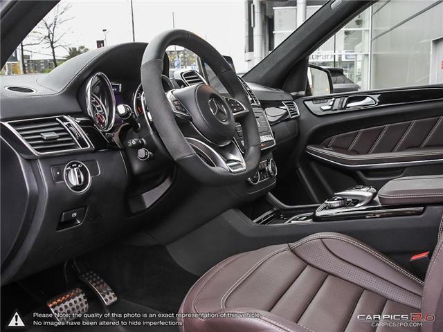 2018 Mercedes-Benz AMG GLS 63 Base (Stk: 18MSX693) in Mississauga - Image 13 of 27