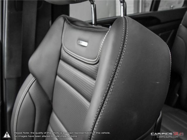 2018 Mercedes-Benz AMG GLS 63 Base (Stk: 18MSX693) in Mississauga - Image 23 of 27