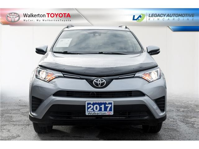 2017 Toyota RAV4 LE (Stk: P7093) in Walkerton - Image 2 of 21