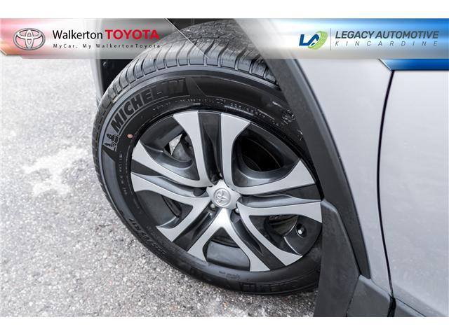 2017 Toyota RAV4 LE (Stk: P7093) in Walkerton - Image 5 of 21