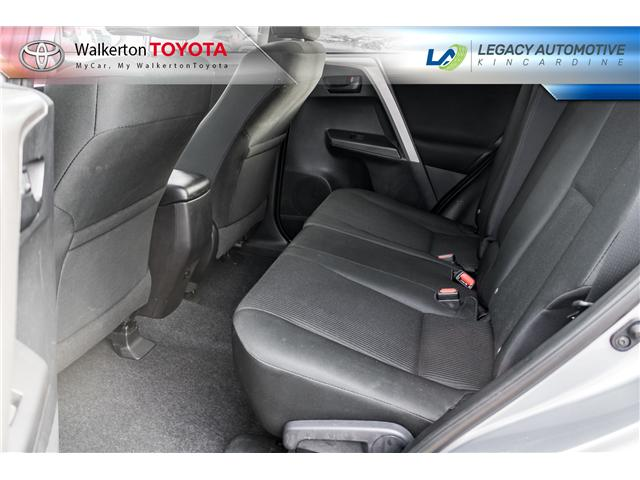 2017 Toyota RAV4 LE (Stk: P7093) in Walkerton - Image 8 of 21