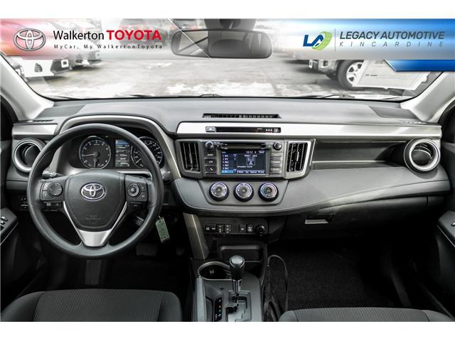 2017 Toyota RAV4 LE (Stk: P7093) in Walkerton - Image 9 of 21