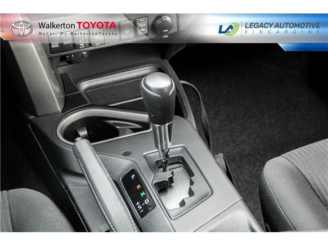 2017 Toyota RAV4 LE (Stk: P7093) in Walkerton - Image 11 of 21