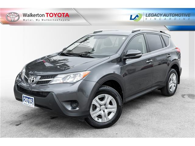 2015 Toyota RAV4 LE (Stk: P8186) in Walkerton - Image 1 of 19