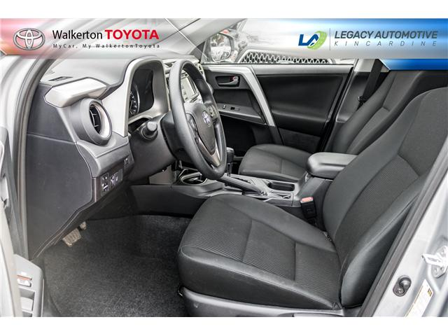 2017 Toyota RAV4 LE (Stk: P7093) in Walkerton - Image 12 of 21