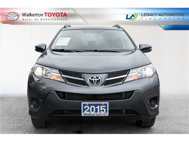 2015 Toyota RAV4 LE (Stk: P8186) in Walkerton - Image 2 of 19