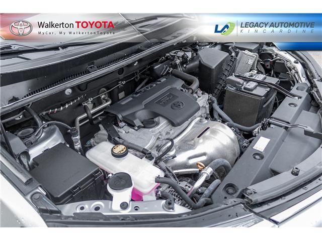 2017 Toyota RAV4 LE (Stk: P7093) in Walkerton - Image 13 of 21