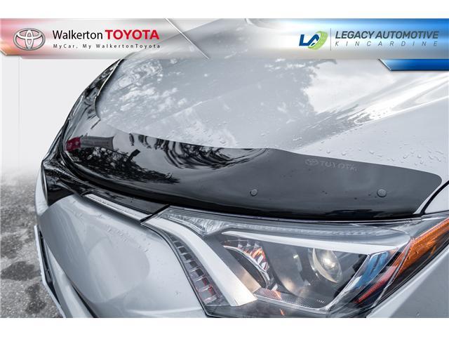2017 Toyota RAV4 LE (Stk: P7093) in Walkerton - Image 14 of 21