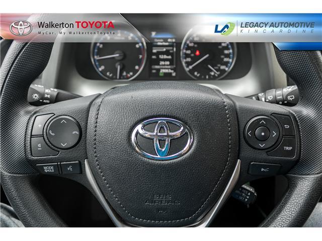 2017 Toyota RAV4 LE (Stk: P7093) in Walkerton - Image 19 of 21