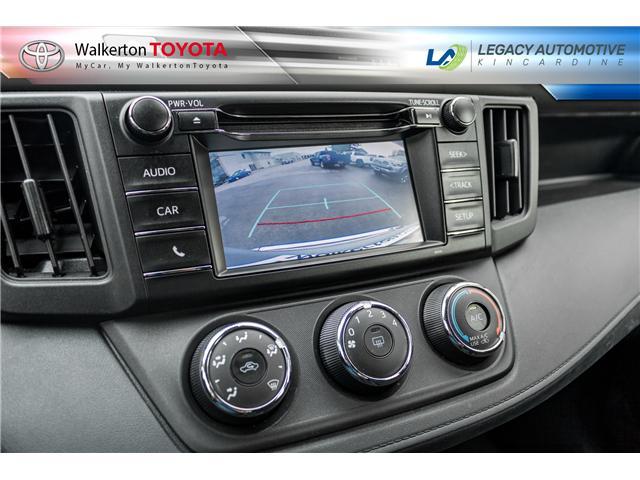 2017 Toyota RAV4 LE (Stk: P7093) in Walkerton - Image 20 of 21