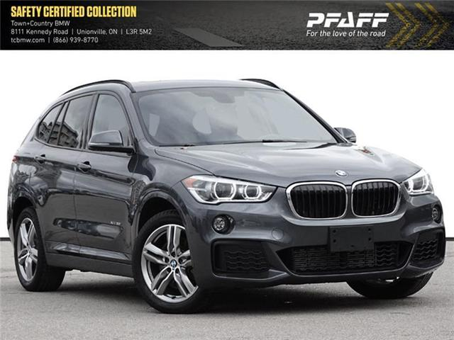 2018 BMW X1 xDrive28i (Stk: U11565) in Markham - Image 1 of 21