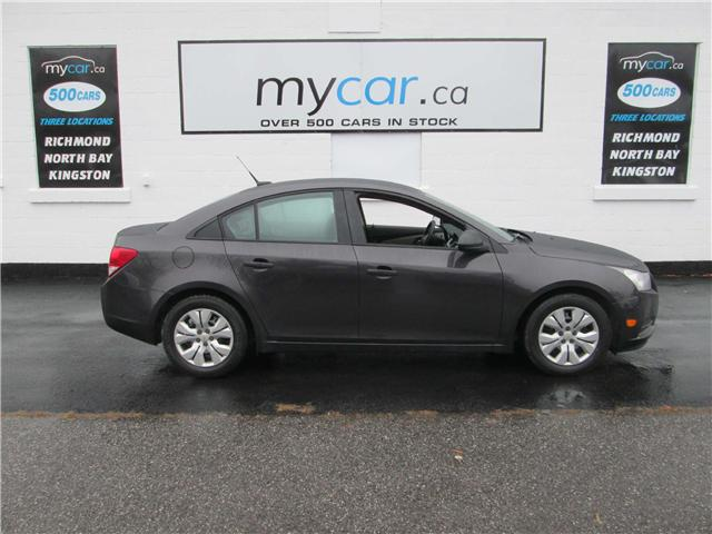 2014 Chevrolet Cruze 2LS (Stk: 181687) in Kingston - Image 1 of 13