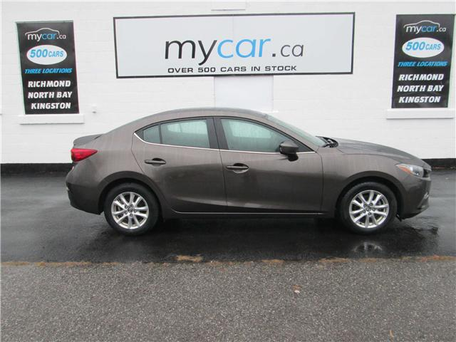 2015 Mazda Mazda3 GS (Stk: 181695) in Richmond - Image 1 of 13
