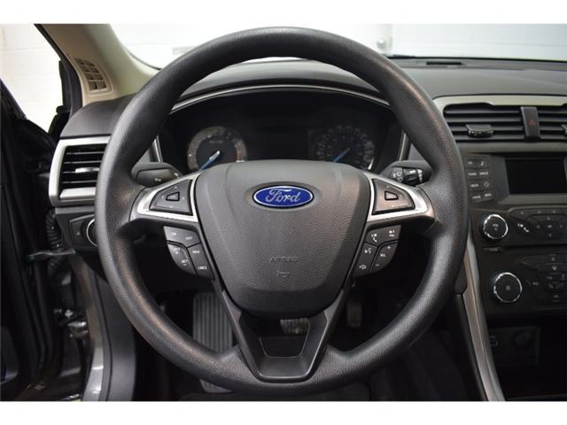2017 Ford Fusion SE - BACKUP CAM * HANDSFREE * CRUISE (Stk: B2796) in Cornwall - Image 2 of 30