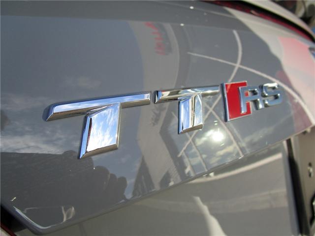 2018 Audi TT RS 2.5T (Stk: 6408) in Regina - Image 4 of 27