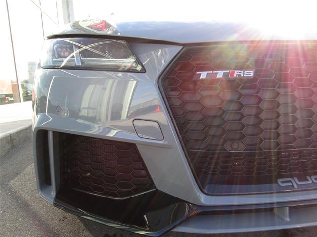 2018 Audi TT RS 2.5T (Stk: 6408) in Regina - Image 9 of 27