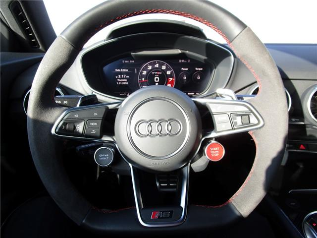 2018 Audi TT RS 2.5T (Stk: 6408) in Regina - Image 17 of 27