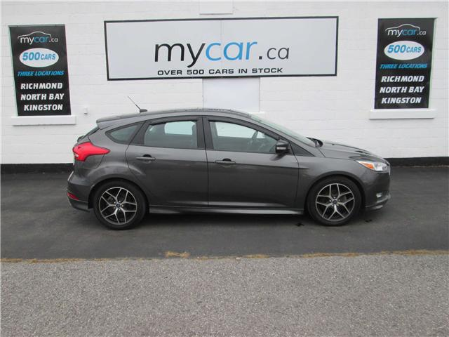 2016 Ford Focus SE (Stk: 181656) in Richmond - Image 1 of 14