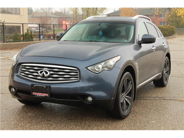 2009 Infiniti FX35 Base (Stk: 1810522) in Waterloo - Image 1 of 30
