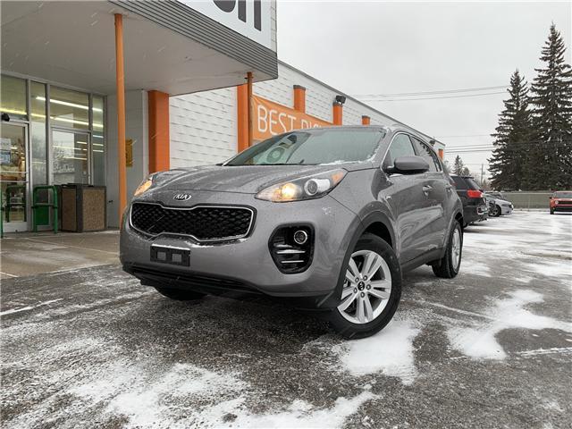 2019 Kia Sportage LX (Stk: F270) in Saskatoon - Image 1 of 19