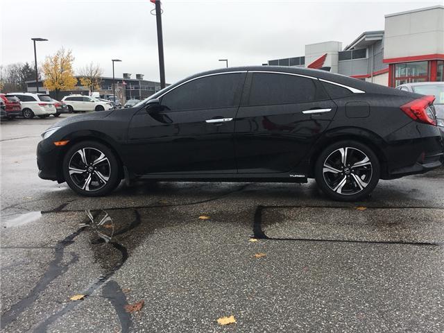 2016 Honda Civic Touring (Stk: U16861) in Barrie - Image 2 of 17