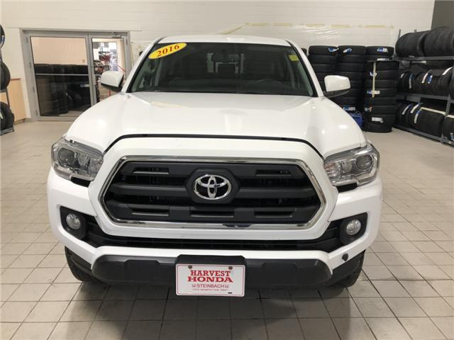 2016 Toyota Tacoma SR5 (Stk: H1560) in Steinbach - Image 2 of 8