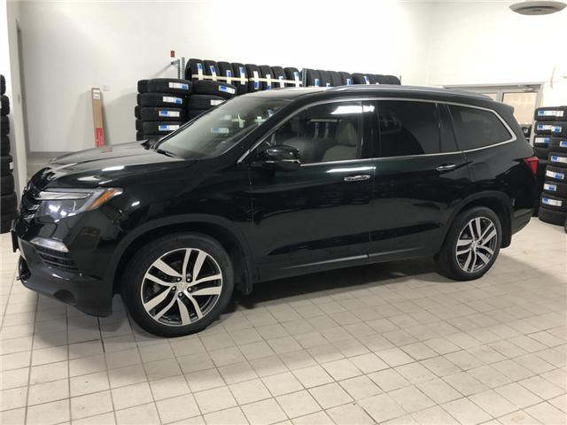 2016 Honda Pilot Touring (Stk: 19062A) in Steinbach - Image 1 of 10