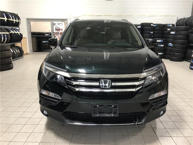 2016 Honda Pilot Touring (Stk: 19062A) in Steinbach - Image 2 of 10