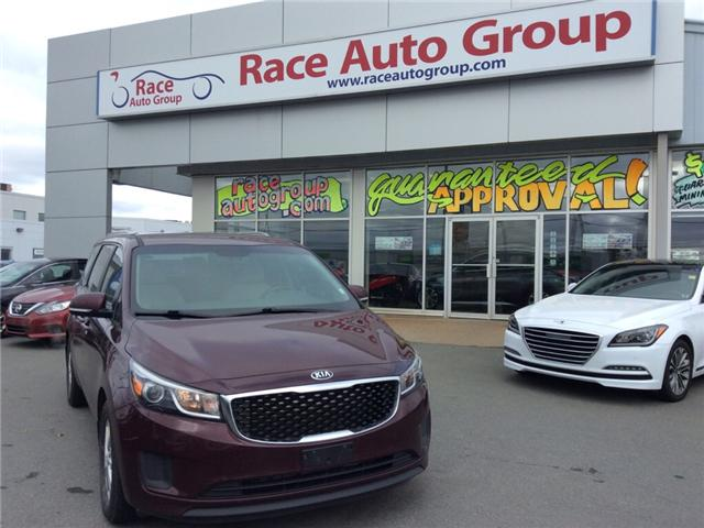2018 Kia Sedona LX (Stk: 16280) in Dartmouth - Image 1 of 24