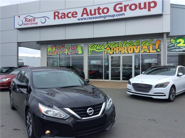 2017 Nissan Altima 2.5 SV (Stk: 16275) in Dartmouth - Image 1 of 24