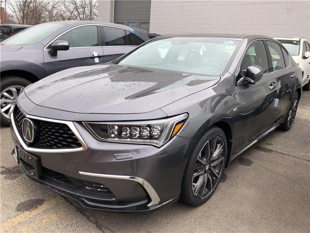 2018 Acura RLX Sport Hybrid Elite (Stk: 18141) in Burlington - Image 1 of 5