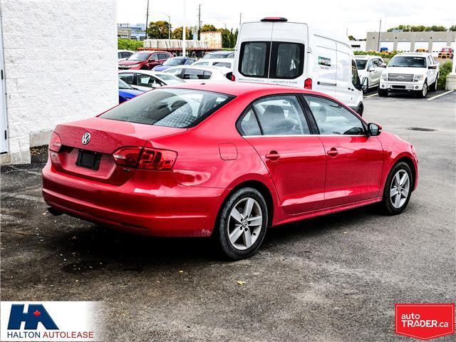 2014 Volkswagen Jetta 1.8 TSI Comfortline (Stk: 309795) in Burlington - Image 4 of 19