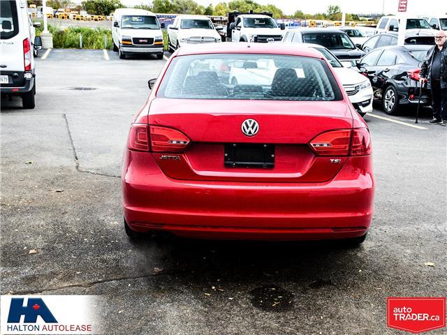 2014 Volkswagen Jetta 1.8 TSI Comfortline (Stk: 309795) in Burlington - Image 5 of 19