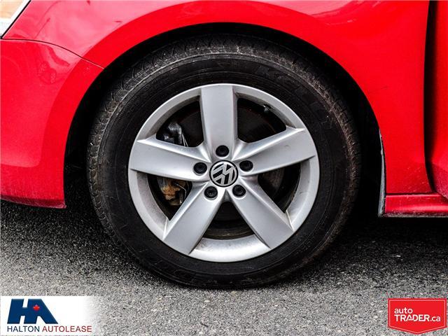 2014 Volkswagen Jetta 1.8 TSI Comfortline (Stk: 309795) in Burlington - Image 7 of 19