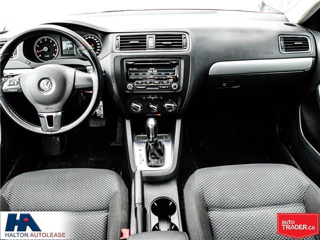 2014 Volkswagen Jetta 1.8 TSI Comfortline (Stk: 309795) in Burlington - Image 13 of 19