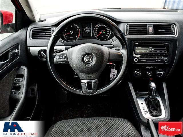 2014 Volkswagen Jetta 1.8 TSI Comfortline (Stk: 309795) in Burlington - Image 14 of 19