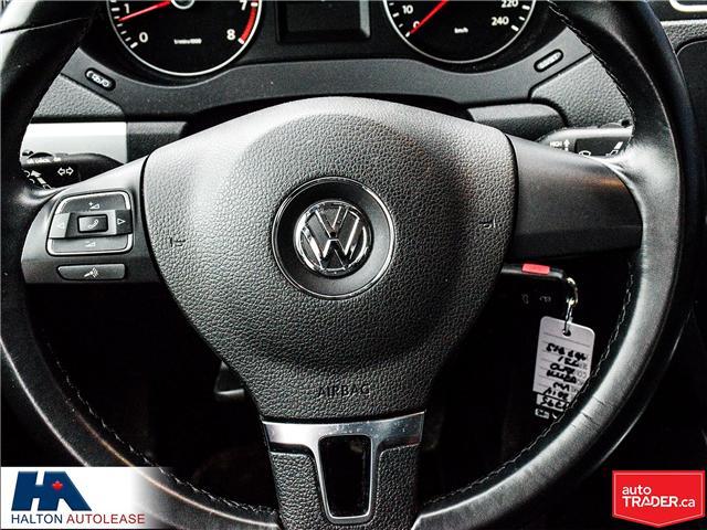 2014 Volkswagen Jetta 1.8 TSI Comfortline (Stk: 309795) in Burlington - Image 15 of 19