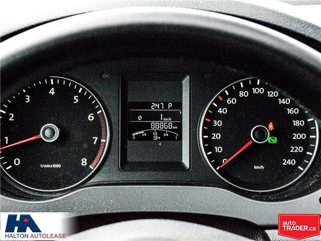 2014 Volkswagen Jetta 1.8 TSI Comfortline (Stk: 309795) in Burlington - Image 16 of 19