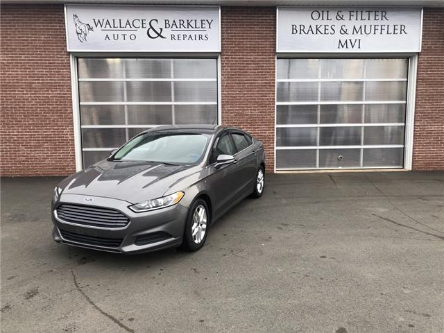 2013 Ford Fusion SE (Stk: 231781) in Truro - Image 1 of 8