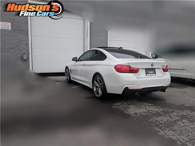 2014 BMW 435i xDrive (Stk: 6176) in Toronto - Image 8 of 26