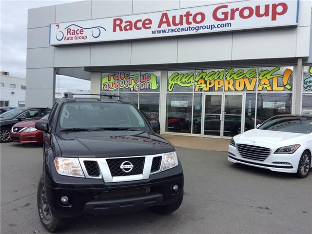 2018 Nissan Frontier PRO-4X (Stk: 16294) in Dartmouth - Image 1 of 23