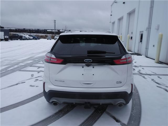 2019 Ford Edge SEL (Stk: 19-04) in Kapuskasing - Image 4 of 11