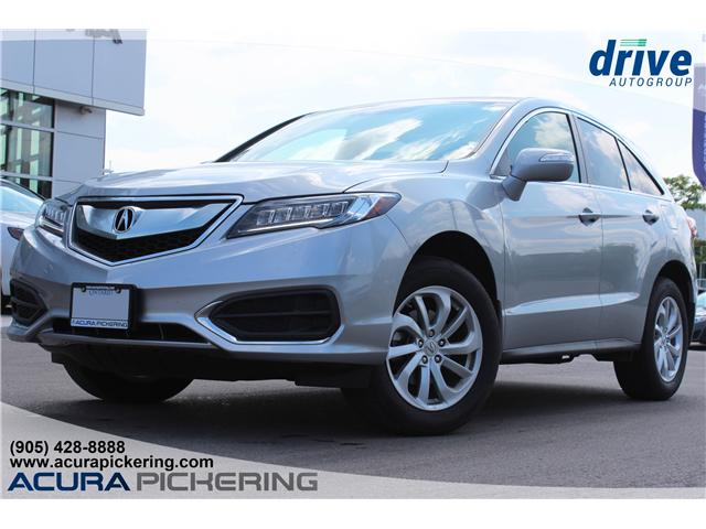 2018 Acura RDX Tech (Stk: AS048CC) in Pickering - Image 1 of 36