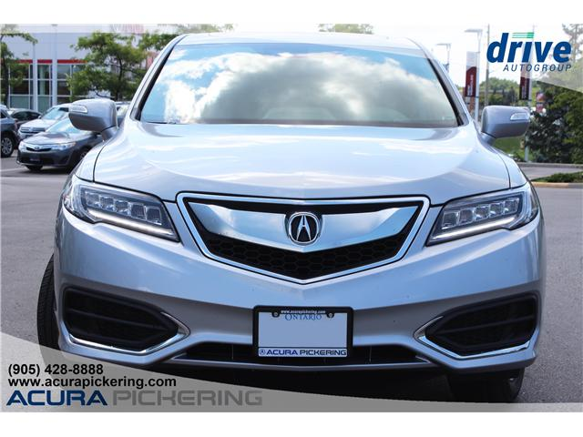 2018 Acura RDX Tech (Stk: AS048CC) in Pickering - Image 3 of 36