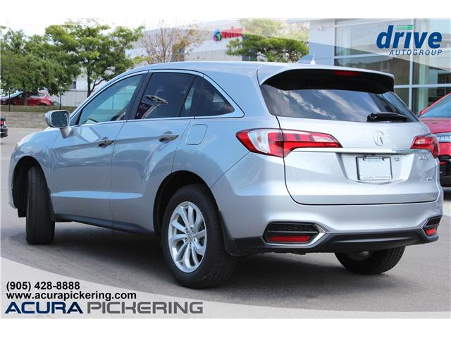 2018 Acura RDX Tech (Stk: AS048CC) in Pickering - Image 8 of 36