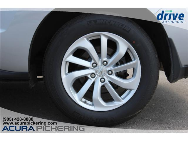 2018 Acura RDX Tech (Stk: AS048CC) in Pickering - Image 31 of 36