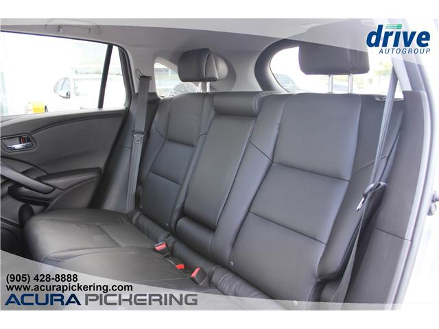 2018 Acura RDX Tech (Stk: AS048CC) in Pickering - Image 34 of 36