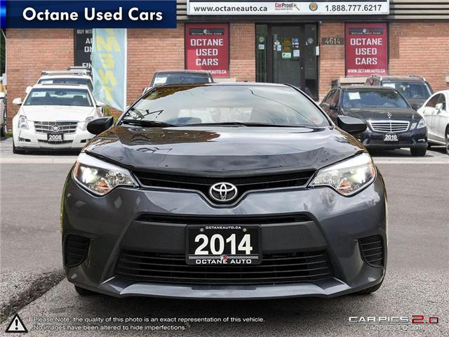 2014 Toyota Corolla LE ECO (Stk: ) in Scarborough - Image 2 of 25